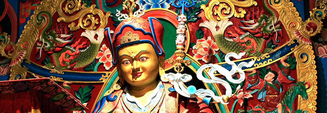 中國金剛乘學會與大圓滿廟